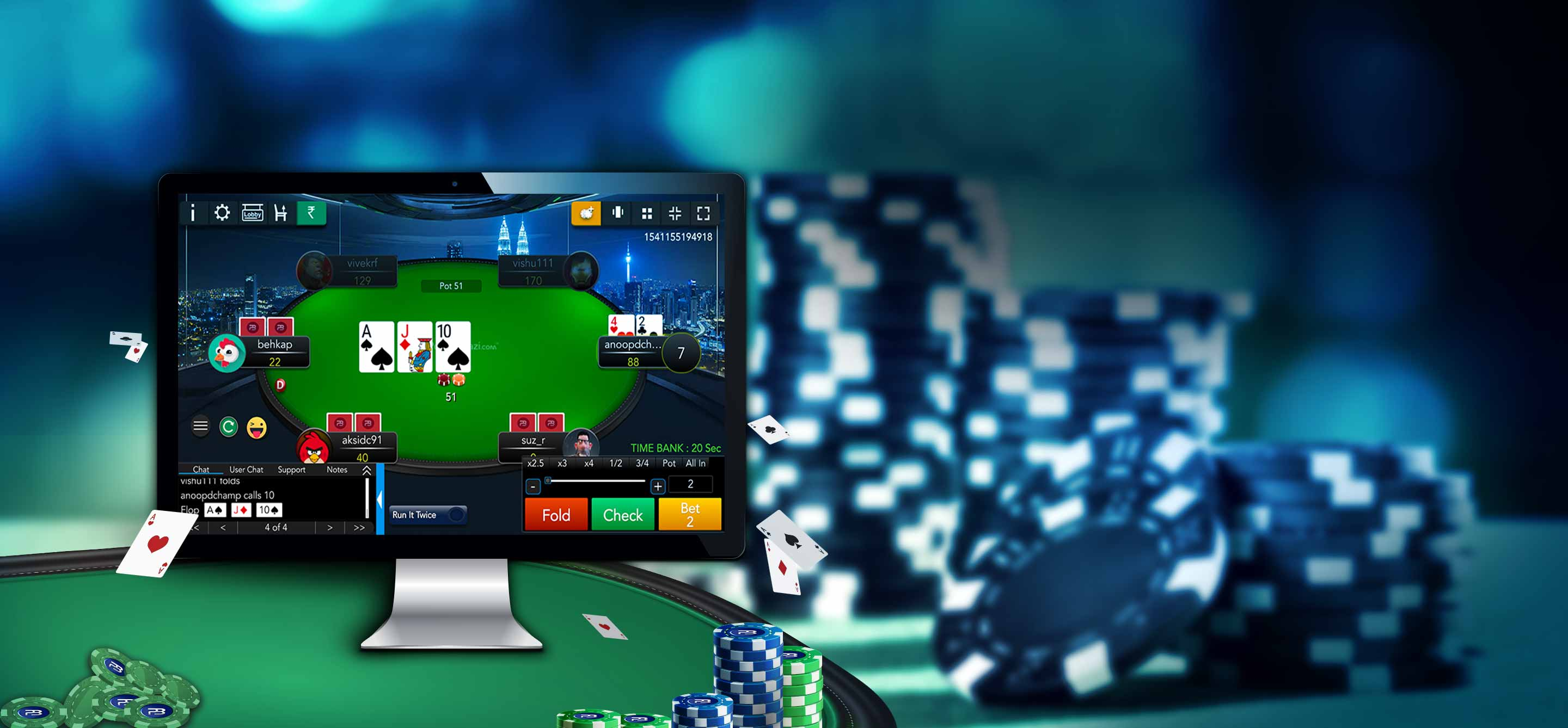 Win Cash At Poker Online – Poker XA