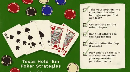 Web Poker tips